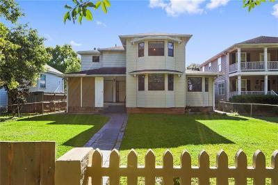 New Orleans Multi Family Home For Sale: 5923 General Haig Street