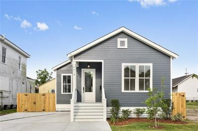 New Orleans Single Family Home For Sale: 2614 Peniston Street