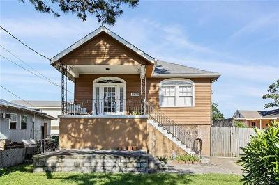 Single Family Home For Sale: 1509 Seminole Avenue