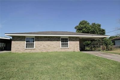 Destrehan Single Family Home For Sale: 115 Destrehan Drive