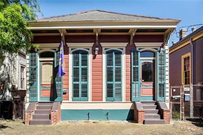 New Orleans Multi Family Home For Sale: 619 Gallier Street