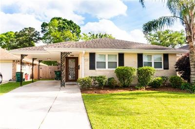 Single Family Home For Sale: 4720 Meadowdale Street