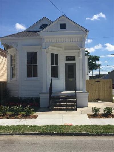 New Orleans Single Family Home For Sale: 4738 Laurel Street