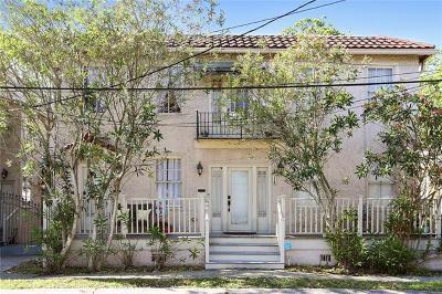Jefferson Parish, Orleans Parish Multi Family Home For Sale: 4912 S Galvez Street #6