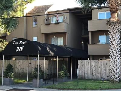 New Orleans Multi Family Home For Sale: 318 Lake Marina Avenue #225