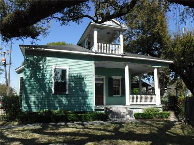 Single Family Home For Sale: 3000 Palmer Avenue