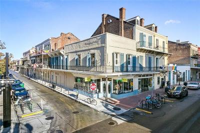 French Quarter Multi Family Home For Sale: 1201 Decatur Street #C