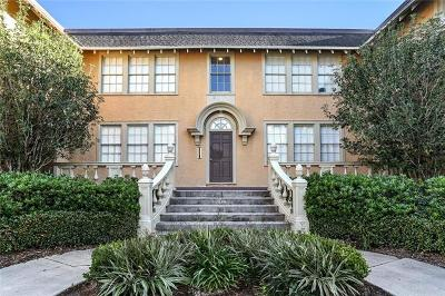 New Orleans Multi Family Home For Sale: 5607 Prytania Street #C