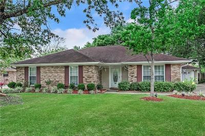 Slidell Single Family Home For Sale: 824 Cross Gates Boulevard