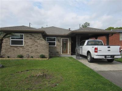 Single Family Home For Sale: 4 John L Court
