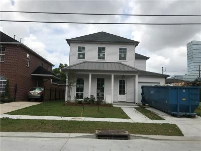 Single Family Home For Sale: 2108 Metairie Heights Avenue