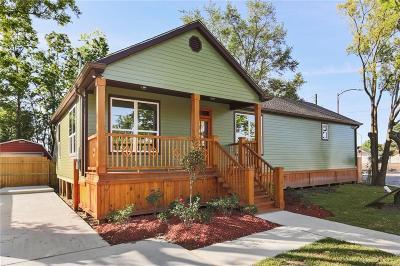 Single Family Home For Sale: 3801 Mistletoe Street