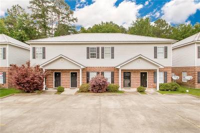 Multi Family Home For Sale: 14549 Honeysuckle Street #174