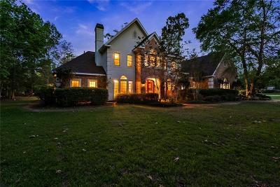 Madisonville Single Family Home For Sale: 20 Audubon Lane