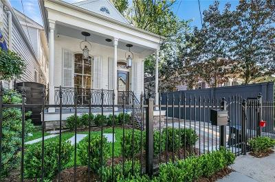 New Orleans Single Family Home For Sale: 1025 Milan Street