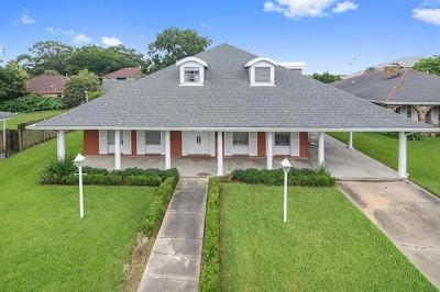 Single Family Home For Sale: 1701 Live Oak Street