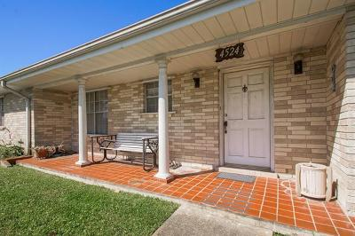 Metairie Single Family Home For Sale: 4524 Park Drive North Drive