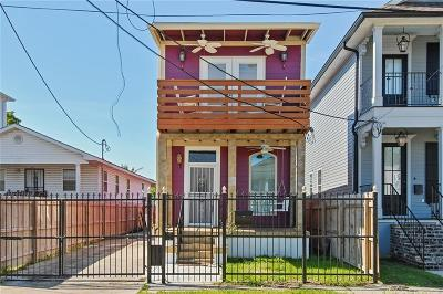 New Orleans Single Family Home For Sale: 4120 Willow Street