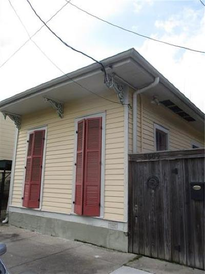 New Orleans Single Family Home For Sale: 3509 Dauphine Street