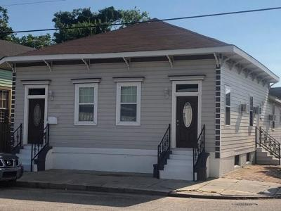 New Orleans Multi Family Home For Sale: 1338 Mandeville Street
