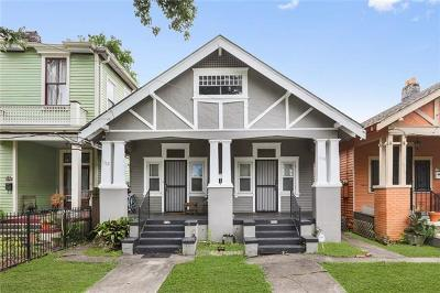New Orleans Single Family Home For Sale: 7712 Spruce Street