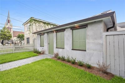 New Orleans Single Family Home For Sale: 1835 St. Philip Street