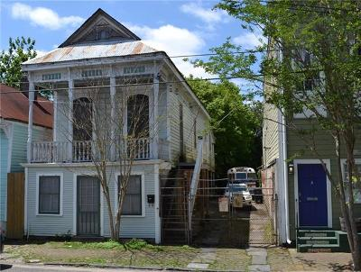 New Orleans Single Family Home For Sale: 520 Spain Street