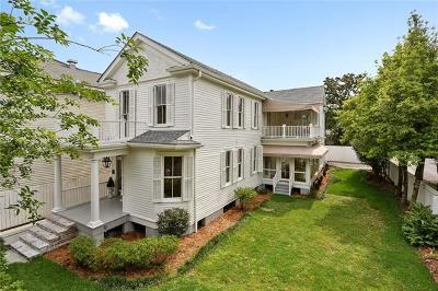 New Orleans Single Family Home For Sale: 1205 Arabella Street
