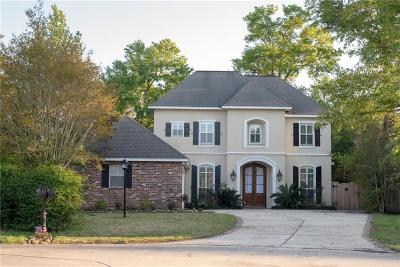 Single Family Home For Sale: 1455 Stillwater Drive