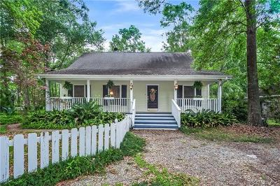 Single Family Home For Sale: 811 Montmartre Street