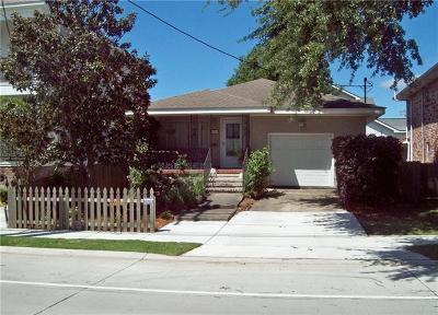 Single Family Home For Sale: 6516 Fleur De Lis Drive