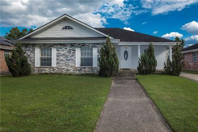 New Orleans Single Family Home For Sale: 9850 Andover Drive
