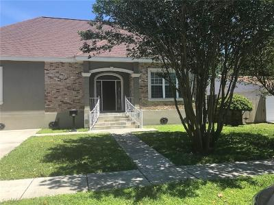 Single Family Home For Sale: 4305 Academy Drive