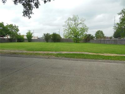 Metairie Residential Lots & Land For Sale: 4947 Fairfield Street