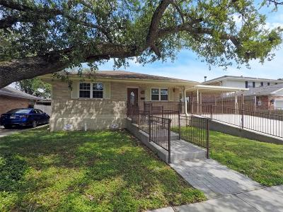 Metairie Single Family Home For Sale: 4609 Young Street