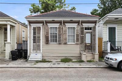 New Orleans Single Family Home For Sale: 3021 Annunciation Street