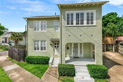 Multi Family Home For Sale: 3821 Dumaine Street