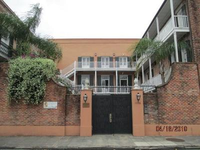 French Quarter Multi Family Home For Sale: 1350 Bourbon Street #20