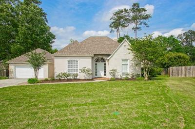 Single Family Home For Sale: 104 Chipola Court