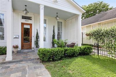 Single Family Home For Sale: 6214 Laurel Street