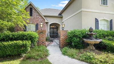Madisonville Single Family Home For Sale: 307 Sandy Brook Circle