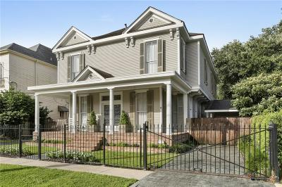 Single Family Home For Sale: 1724 Valence Street