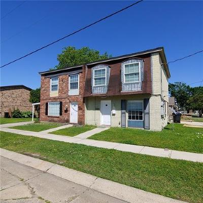 Kenner Multi Family Home For Auction: 2500 33rd Street