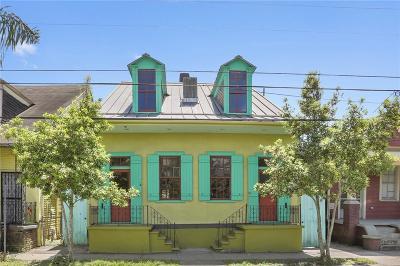 Jefferson Parish, Orleans Parish Multi Family Home For Sale: 1018 N Robertson Street