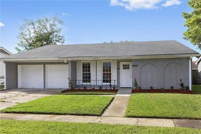 Single Family Home For Sale: 3849 Redbud Lane