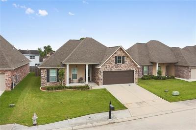 Marrero Single Family Home For Sale: 4341 Bald Eagle Park