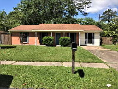 Slidell Single Family Home For Sale: 1301 Westlawn Drive