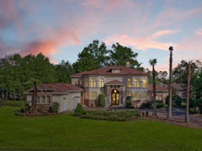 Madisonville Single Family Home For Sale: 204 Kensington Drive