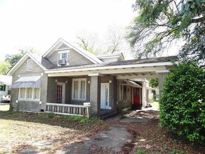 Multi Family Home For Sale: 322 Lexington Street