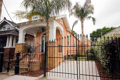 Single Family Home For Sale: 8332 Willow Street